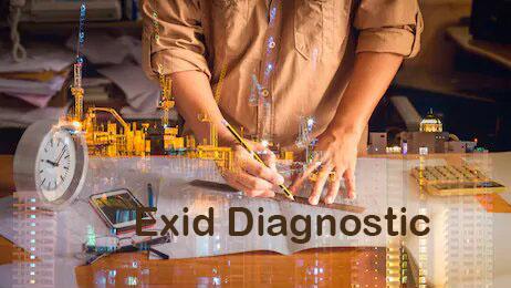 Planification 4D - Exid Diagnostic