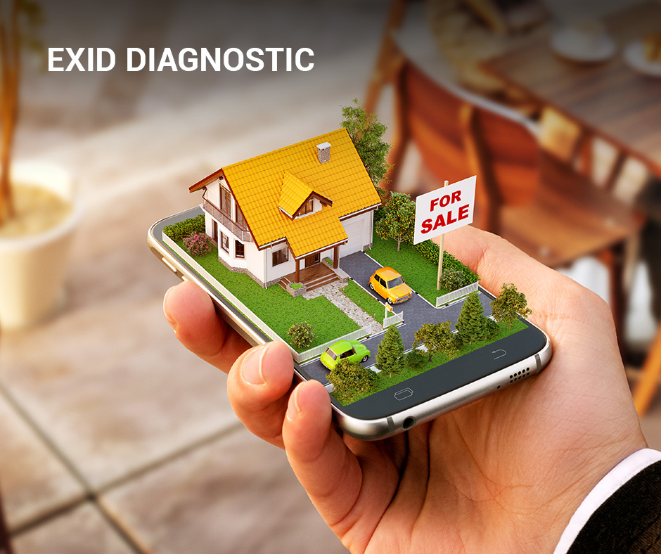 Diagnostic immobilier avant vente et location - Exid Diagsnotic