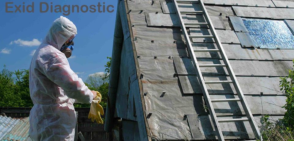 Repérage amiante dans les bâtiments - Exid Diagnostic