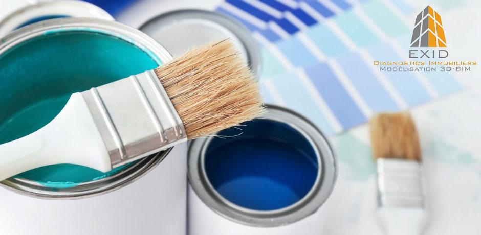 Peintures au plomb - Exid Diagnostic