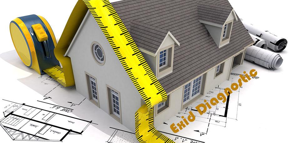 Diagnostic immobilier loi carrez - Exid Diagnostic