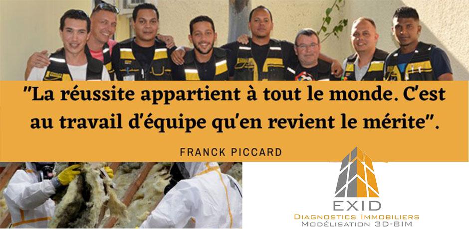 Équipe Exid Diagnostic La Réunion