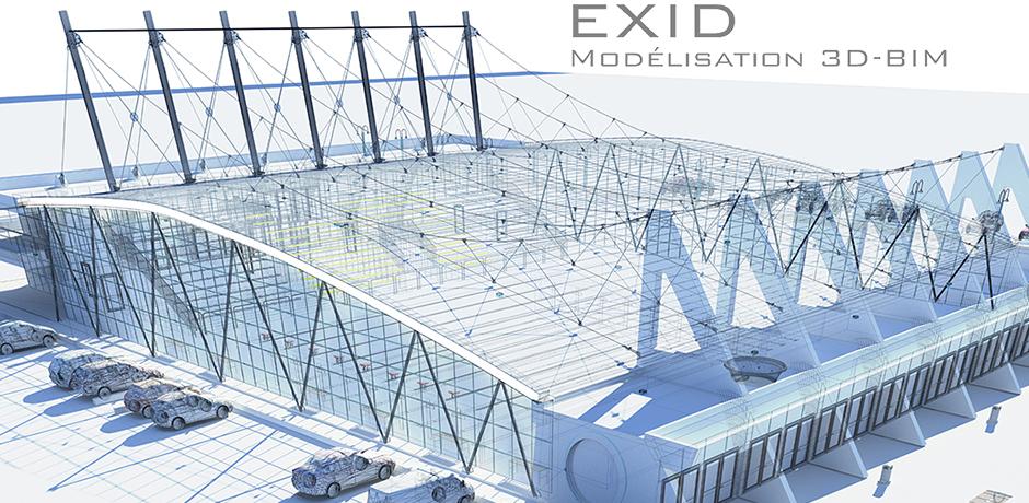 Utilité de la maquette numérique dans le bâtiment - Exid Diagnostic
