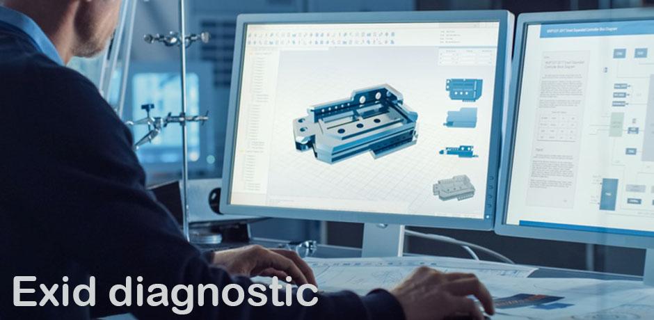 La numérisation 3D dans la construction - Exid Diagnostic
