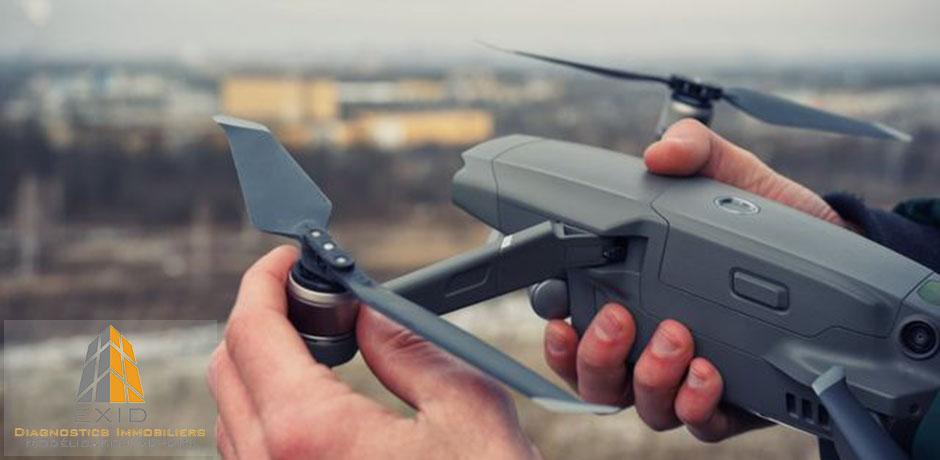 Tout connaître sur la photogrammétrie par drone - Exid Diagnostic
